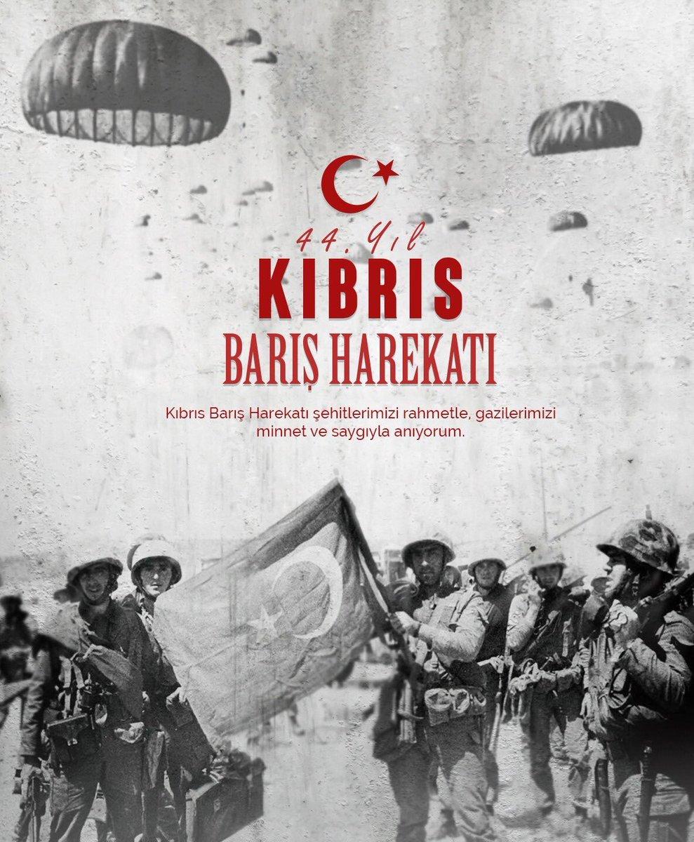 KIBRIS BARIŞ HAREKATI